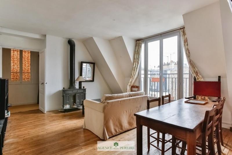 Vente appartement Paris 17ème 780000€ - Photo 4