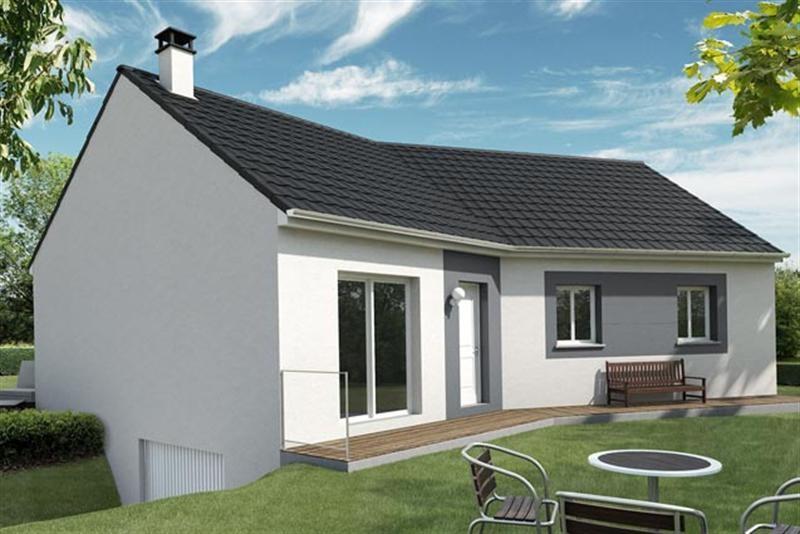 Maison  4 pièces + Terrain 1700 m² Eturqueraye (27350) par EXTRACO CREATION