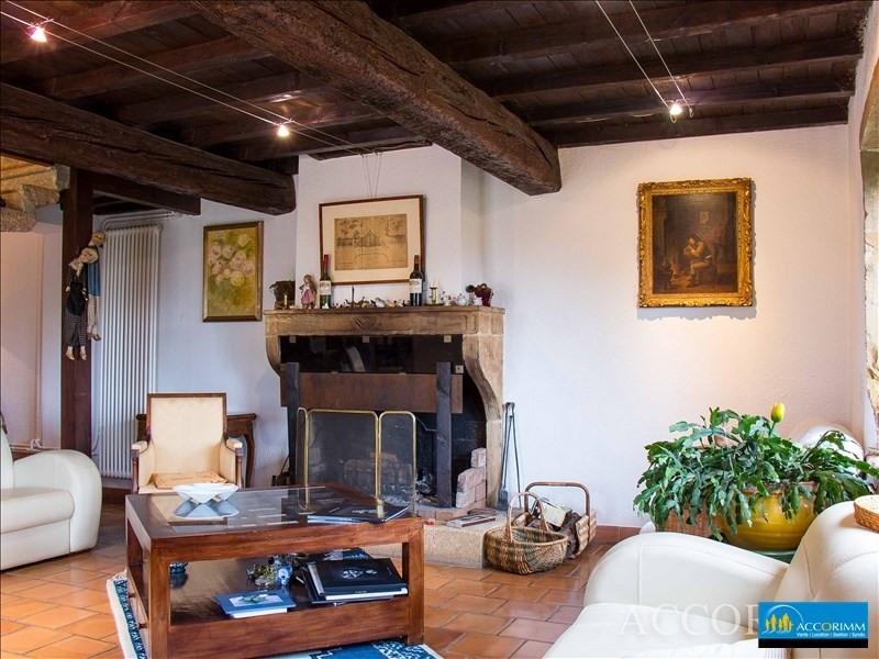 Deluxe sale house / villa Genay 675000€ - Picture 2