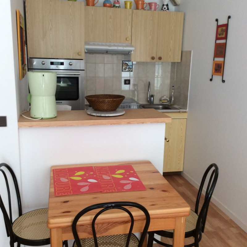 Location vacances appartement Arcachon 407€ - Photo 3