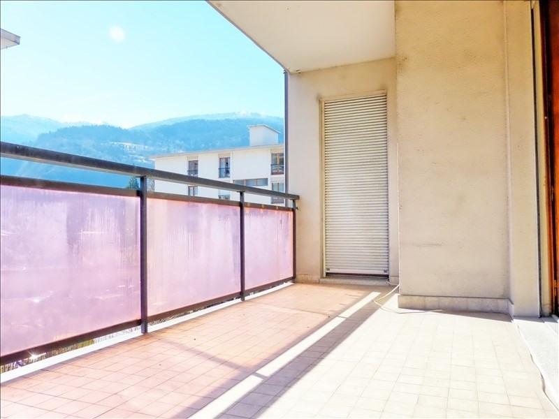 Sale apartment Cluses 128000€ - Picture 2