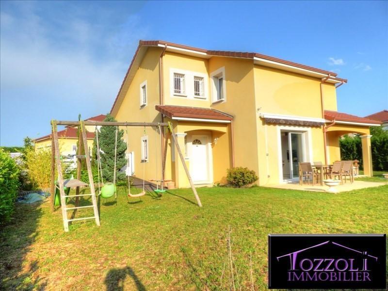 Sale house / villa Villefontaine 334000€ - Picture 1