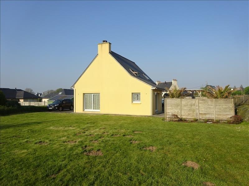 Sale house / villa Plouguerneau 304500€ - Picture 2