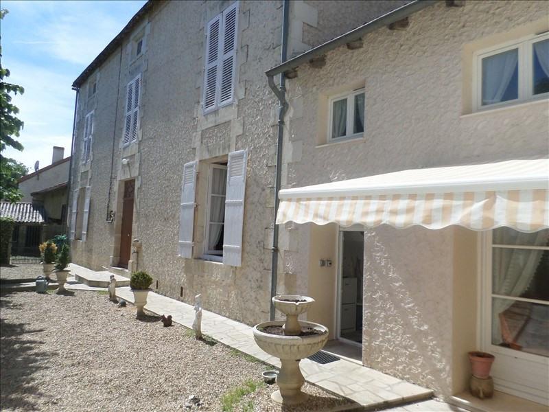 Vente maison / villa Civaux 178000€ - Photo 1