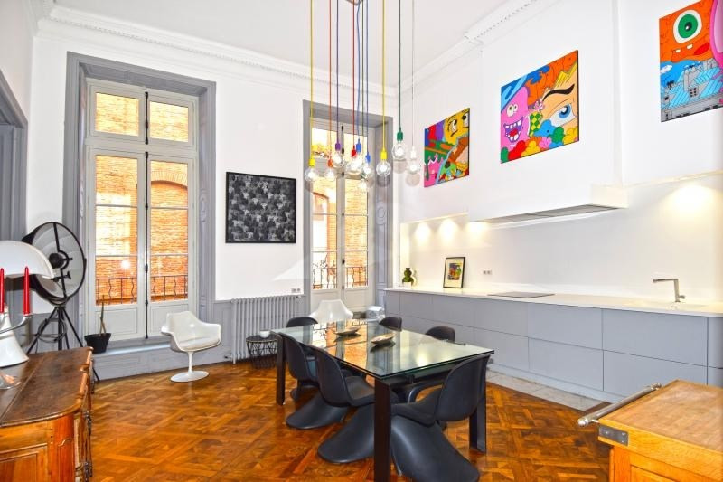 Deluxe sale apartment Toulouse 950000€ - Picture 3