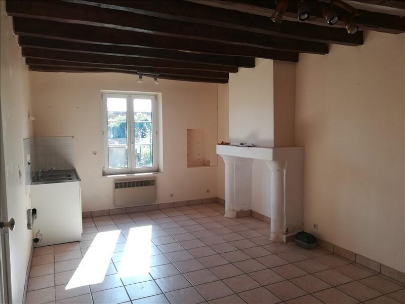 Vente maison / villa Louestault 113200€ - Photo 2