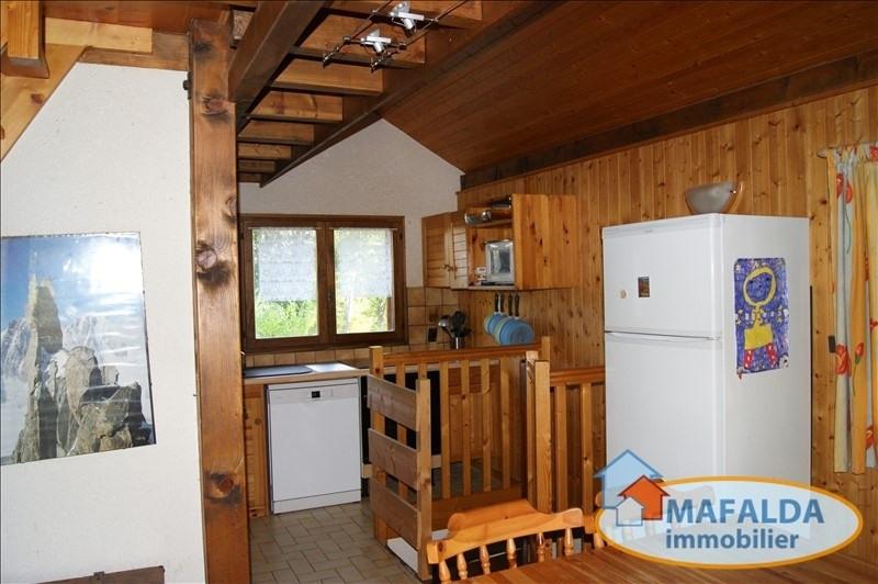 Vente maison / villa Mont saxonnex 210000€ - Photo 3