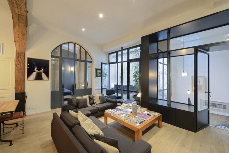 Vente de prestige appartement Paris 2ème 1680000€ - Photo 2