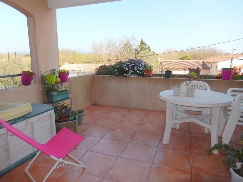 Vente appartement Roquebrune sur argens 208000€ - Photo 2