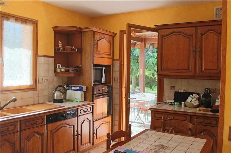 Vente maison / villa Vaulnaveys le haut 420000€ - Photo 2