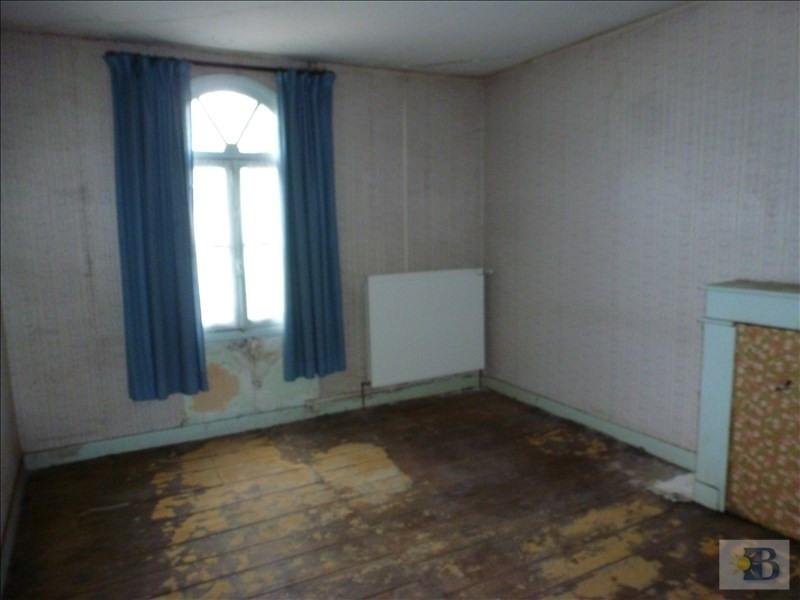 Vente maison / villa Les ormes 75000€ - Photo 7