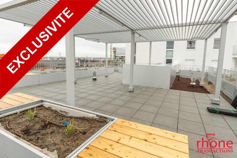 Vente appartement Villeurbanne 170000€ - Photo 3