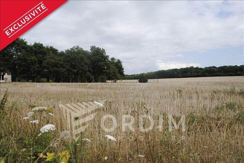 Vente terrain St fargeau 17000€ - Photo 1