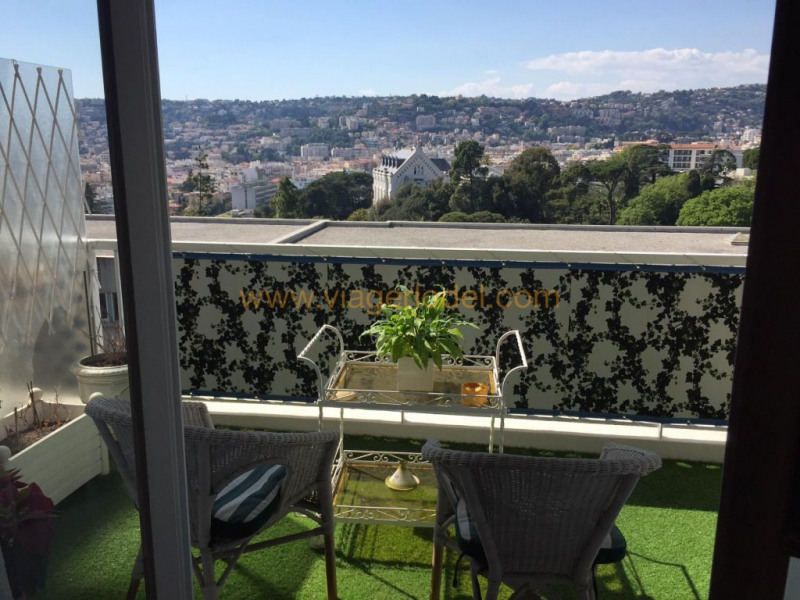 Viager appartement Nice 85000€ - Photo 1