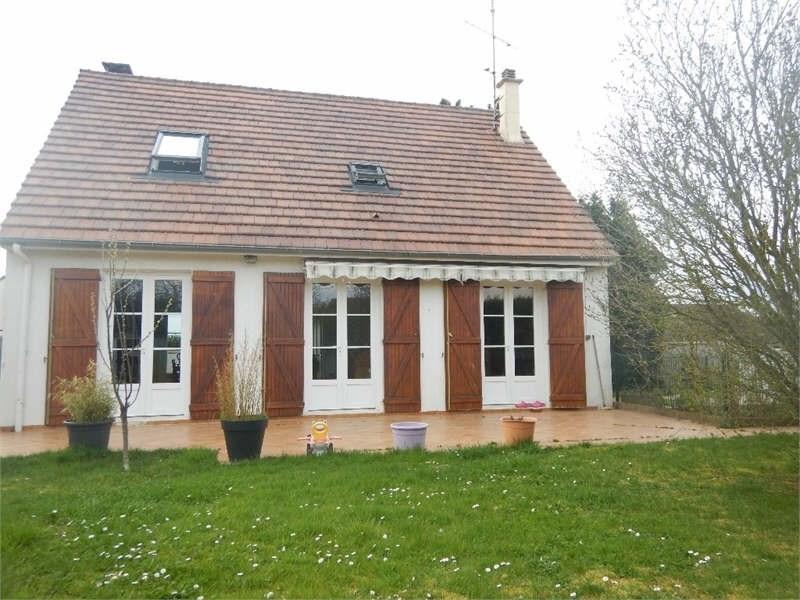 Vente maison / villa Vallangoujard 263000€ - Photo 1