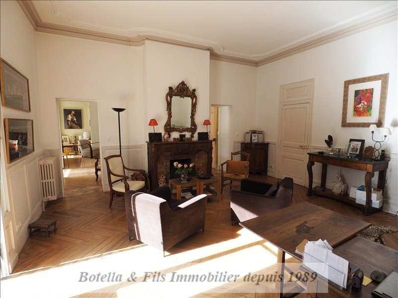 Deluxe sale chateau Uzes 889 000€ - Picture 4