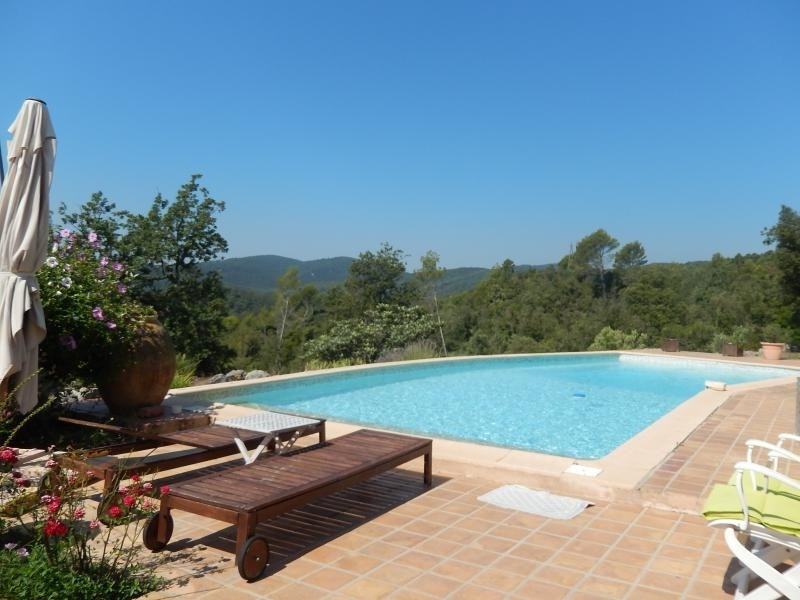 Verkauf von luxusobjekt haus Callas 735000€ - Fotografie 1