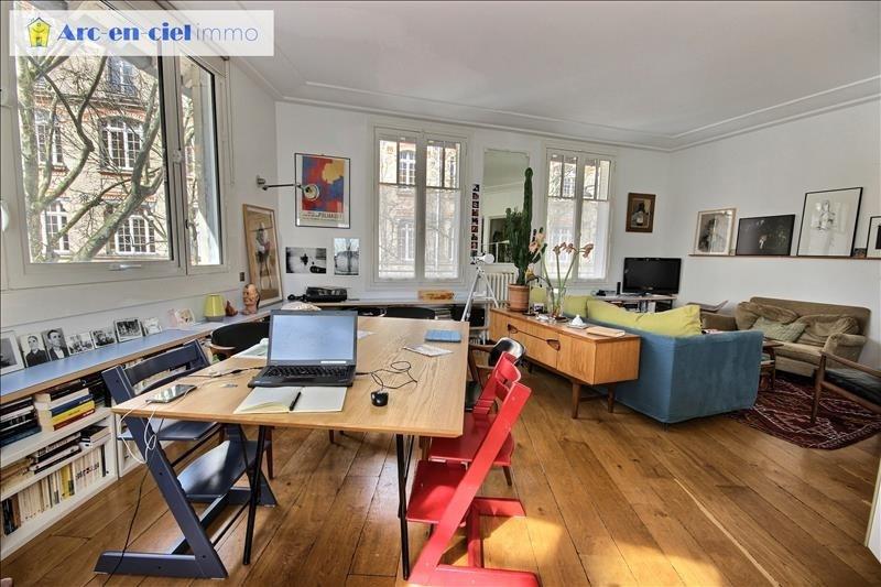 Deluxe sale apartment Paris 19ème 1099000€ - Picture 5