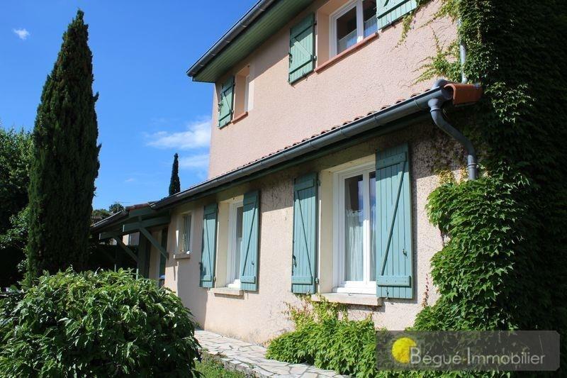 Vente maison / villa Pibrac 399000€ - Photo 1