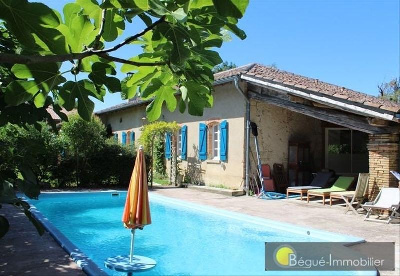 Deluxe sale house / villa Levignac 560000€ - Picture 1
