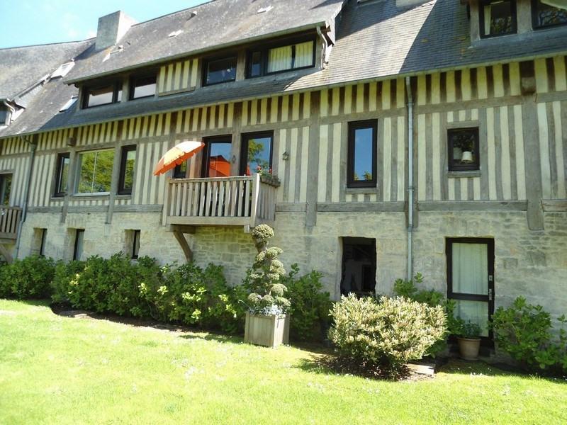 Sale apartment Tourgeville 315000€ - Picture 1