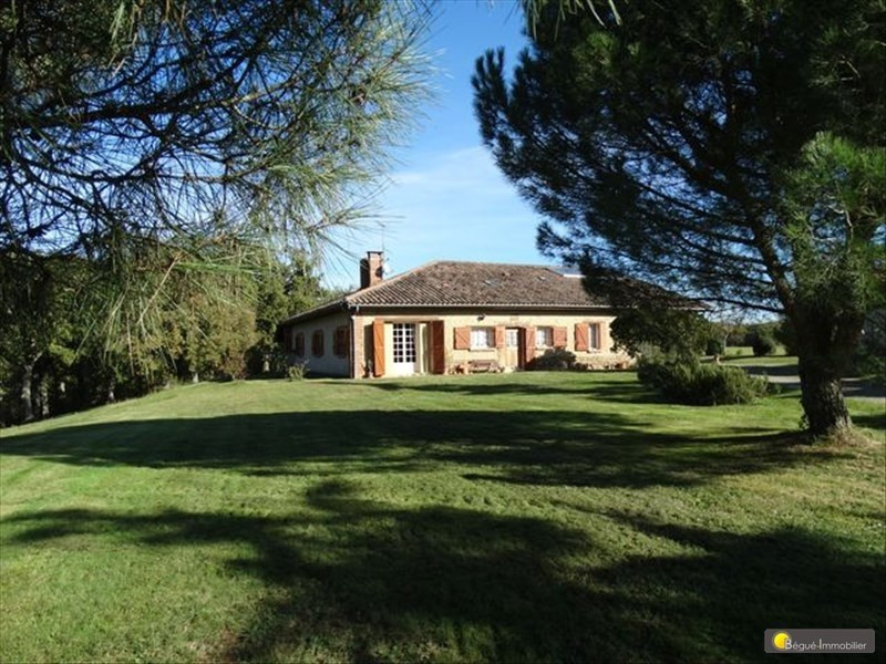 Deluxe sale house / villa 15 mns mondonville 628000€ - Picture 1