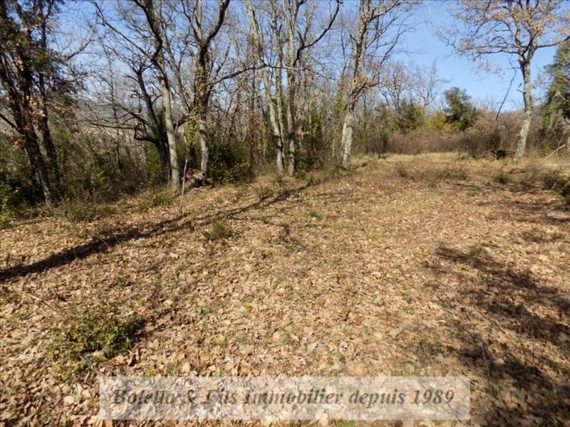Verkoop  stukken grond Barjac 50000€ - Foto 3