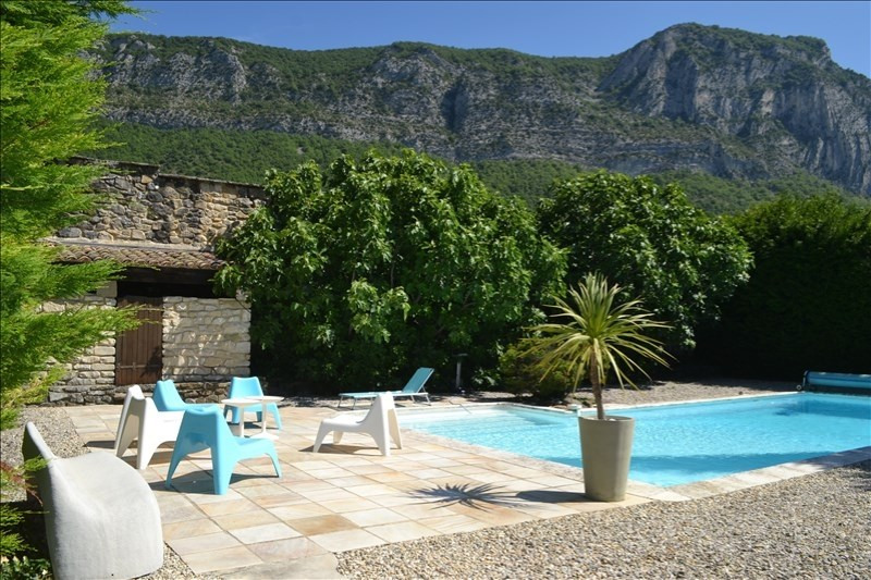 Sale house / villa Saou 499 000€ - Picture 1