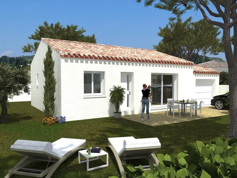 Maison  3 pièces + Terrain 214 m² Ferrals-les-Corbières par Domitia Construction