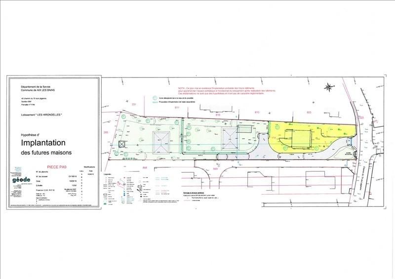 Sale house / villa Aix les bains 320000€ - Picture 5