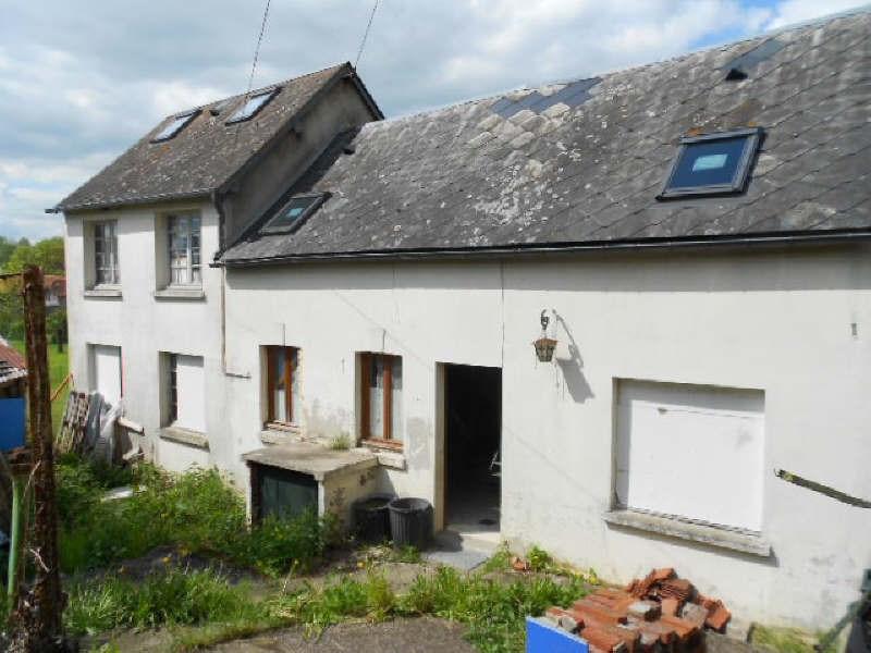 Vente maison / villa Catheux 75000€ - Photo 1