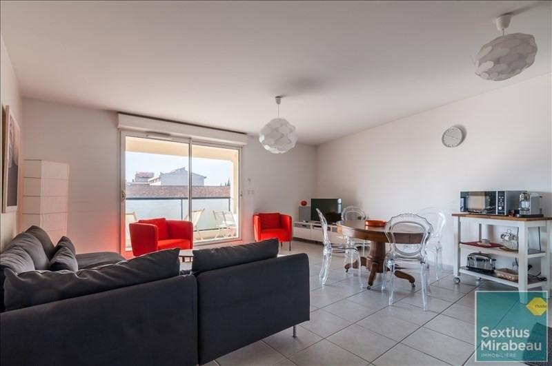 Vente appartement Aix en provence 448000€ - Photo 2