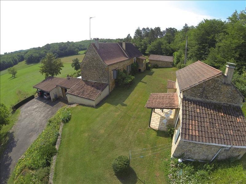 Vente de prestige maison / villa Meyrals 729000€ - Photo 1