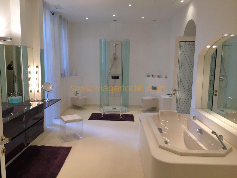Life annuity apartment Nice 250000€ - Picture 10