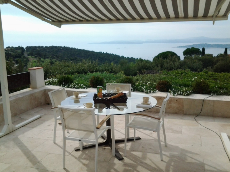 Location vacances maison / villa Les issambres 2 250€ - Photo 3