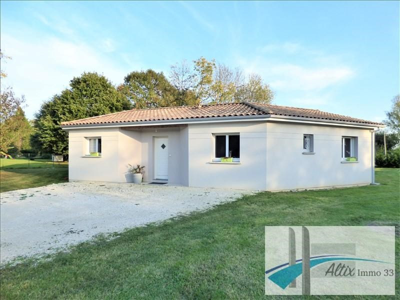 Vente maison / villa Coutras 194 250€ - Photo 1