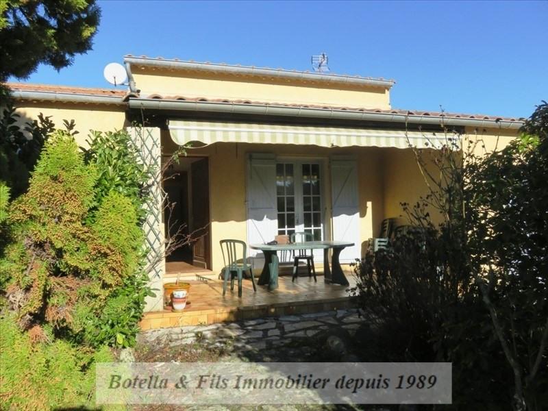 Sale house / villa Berrias et casteljau 240000€ - Picture 1