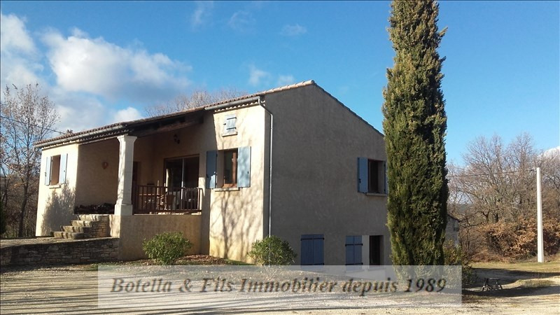 Vente maison / villa St paulet de caisson 297 800€ - Photo 1