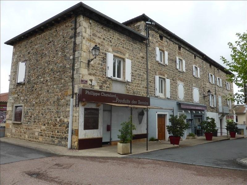 Produit d'investissement immeuble Quincie en beaujolais 525000€ - Photo 1