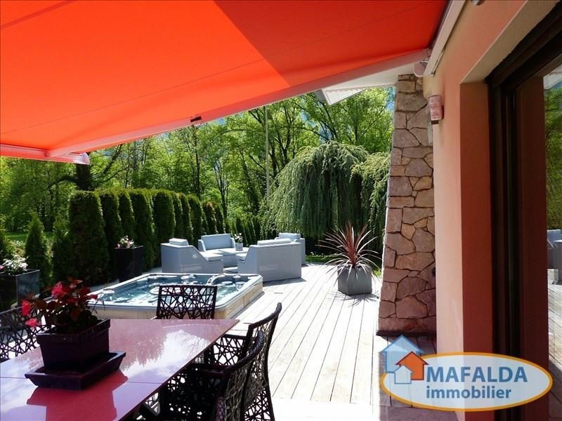 Vente de prestige maison / villa Ayze 840000€ - Photo 2