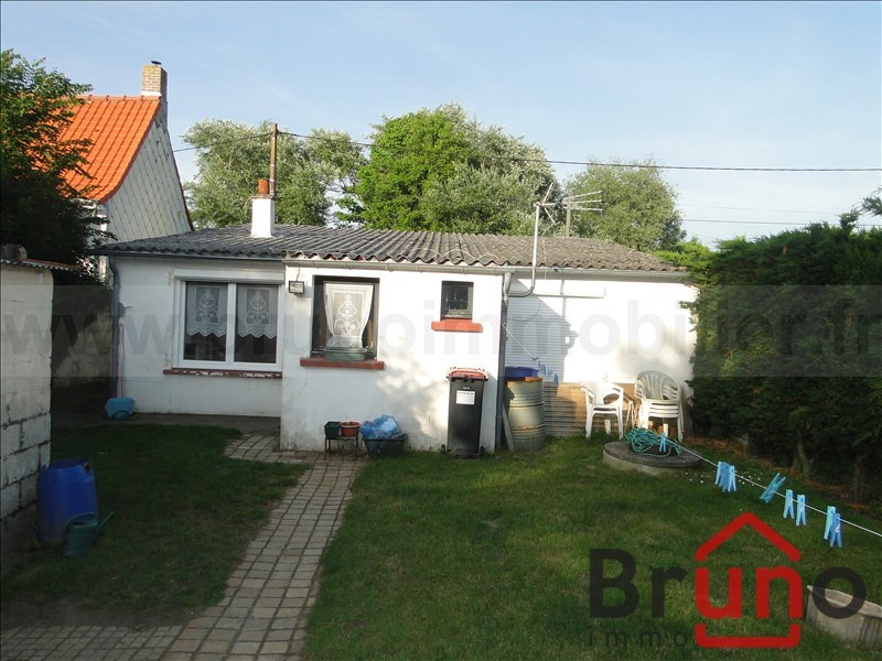 Vente maison / villa Le crotoy 119 500€ - Photo 1