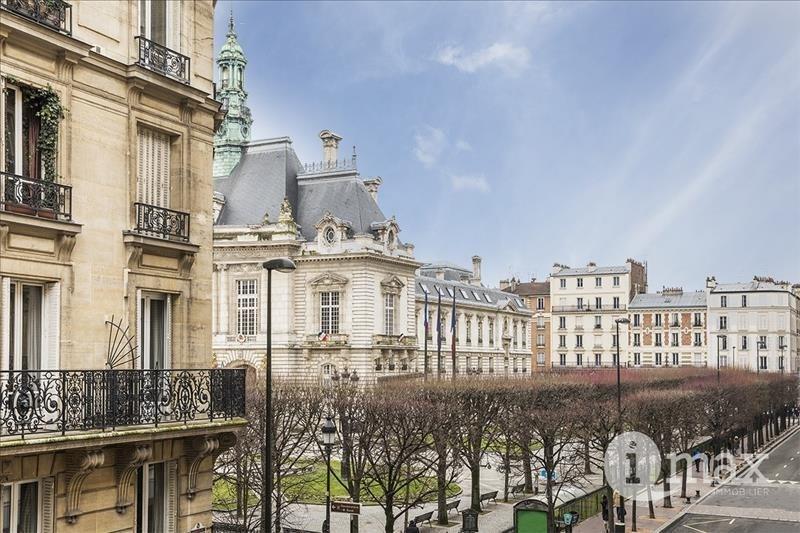 Sale apartment Levallois 819000€ - Picture 2
