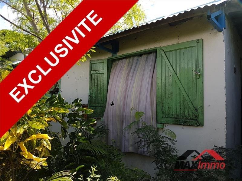 Vente maison / villa St louis 80000€ - Photo 1