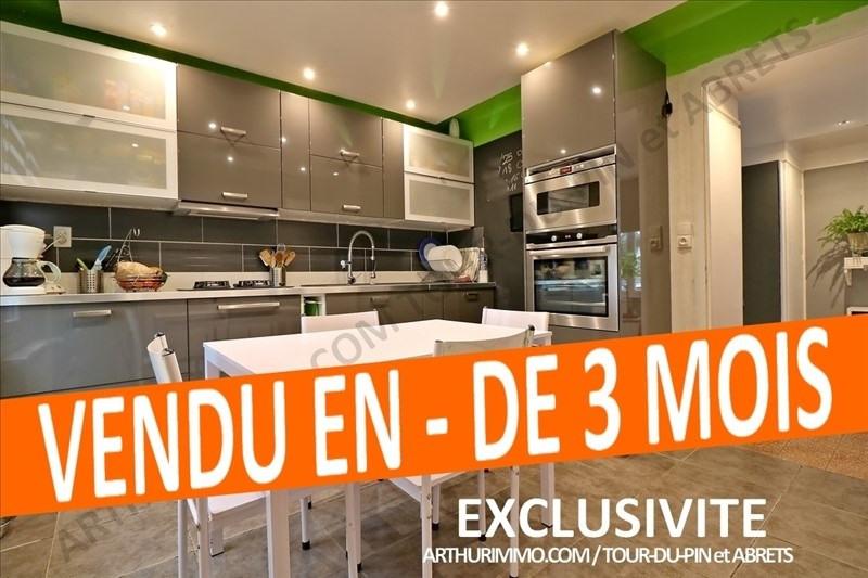 Sale house / villa La tour du pin 179000€ - Picture 1