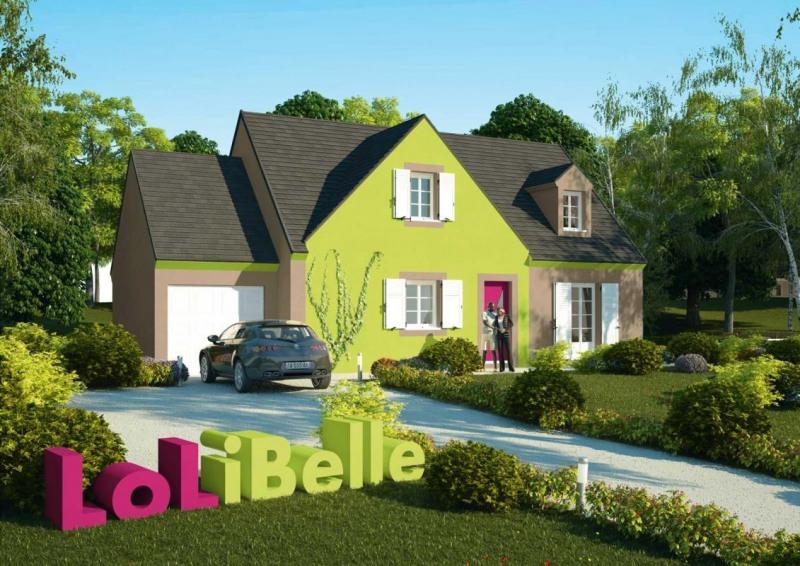 Maison  5 pièces + Terrain 500 m² Rozay-en-Brie par MAISON LOL