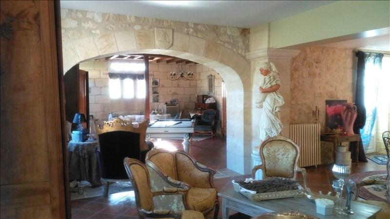 Deluxe sale house / villa St andre de cubzac 575000€ - Picture 2