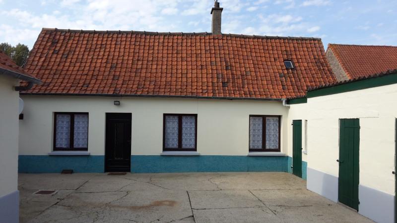 Location maison / villa Nielles lez bléquin 515€ CC - Photo 1