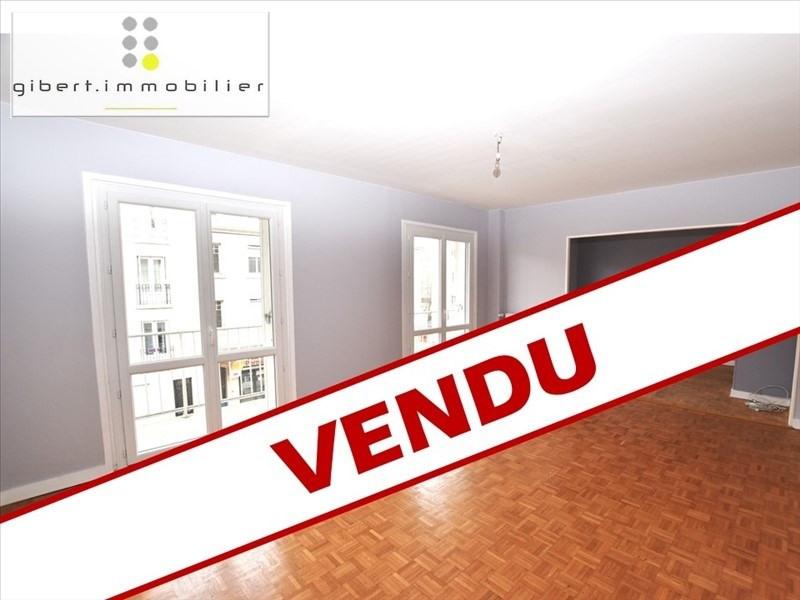Sale apartment Le puy en velay 79900€ - Picture 1