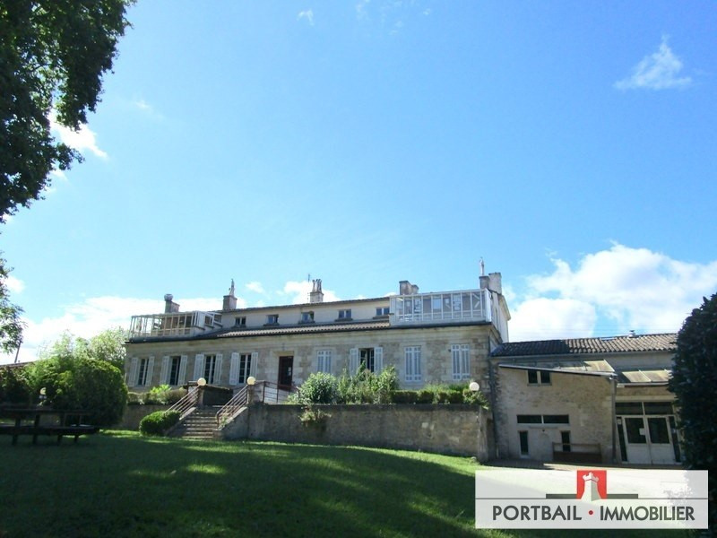 Deluxe sale house / villa Blaye 816000€ - Picture 1