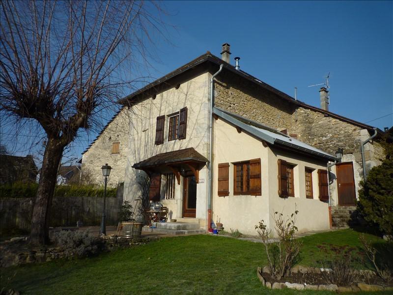 Venta  casa Belley 275000€ - Fotografía 1